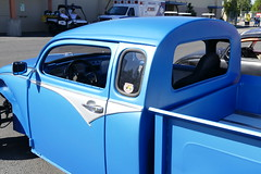 VolksRod pickup (bballchico) Tags: volksrod vw volkswagen custom goodguys goodguysspokane carshow pickuptruck