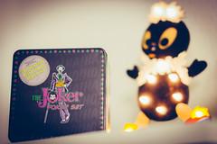 Der Nicki-Graus war da (DOKTOR WAUMIAU) Tags: nikon d7200 ishootraw vscofilm lightroom sigma 50mm joker batman poker pittiplatsch nikolaus