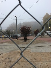 Septa Strike Fog (karenchristine552) Tags: baltimoreave pennsylvania philadelphia septa