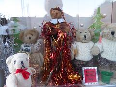 Ayr Window Teds1 (g crawford) Tags: clinton trump dangerted dt ted teddy ayr crawford teddies ayrshire