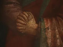 FRA ANGELICO,1440-45 - Le Calvaire (Louvre) - Detail 92 (L'art au prsent) Tags: art painter details dtail dtails detalles painting paintings peinture peintures 15th 15e peinture15e 15thcenturypaintings 15thcentury detailsofpainting detailsofpaintings fresque fresco moyenge middleage louvre guidodipietro fraangelico adoration worship bible croix cross prire prayer saint bless sacred holy blessed figure personne people femme femmes woman man men crucifixion calvaire montcalvary pain suffering giovannidafiesole fiesole giovanni