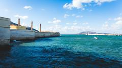 Tuna factory (Nicola Pezzoli) Tags: favignana sicilia sicily island egadi summer sea water colors nature canon tourism stabilimento tuna florio tonnara blue shadow