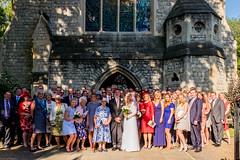 Wedding Nat Laura (Jonathan Lappin Photography) Tags: xpro1 jonathanlappin london nath laura theboltons xt1 lonodn stmarys weddingphotography nat wedding fuji brideandgroom weddingday harper