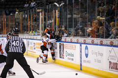"Missouri Mavericks vs. Fort Wayne Komets, November 11, 2016.  Photo: John Howe/ Howe Creative Photography • <a style=""font-size:0.8em;"" href=""http://www.flickr.com/photos/134016632@N02/30894063001/"" target=""_blank"">View on Flickr</a>"