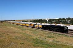 Little America (JayLev) Tags: littleamerica up 844 steam train frontier days