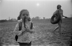 Scan-160730-0002_1 (Oleg Green (lost)) Tags: summer province people river outdoor beach fomapan film chinon ce3 memotron autochinon 2835 blackandwhite 35mm rodinal