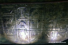 Golden hieroglyphs (konde) Tags: coffin tuya mummycoffin hieroglyphs 18thdynasty newkingdom kv46 gold ancient