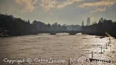 Torino (6) (cattazen.com) Tags: alluvione torino po esondazione parcodelvalentino murazzi pienadelpo cittditorino turin piemonte