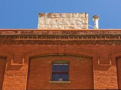 Pearl District 3376 A (jim.choate59) Tags: hww jchoate wall brick window architecture sunlight red minimalism portlandoregon pearldistrict on1pics