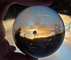 2016-12-06 sunrise (37)f (april-mo) Tags: sunrise sun sky ciel clouds dark nature december contrejour ball crystalball round
