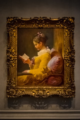 """""""Young Girl Reading"""" - Jean Honoré Fragonard - National Gallery - West Wing (andrewhardyphotos) Tags: young girl reading 17321806 french jeanhonoréfragonard nationalgallerywestwing nikond7200 painting sigma1750mmf28exdcoshsm washingtondc oiloncanvasc1770"""