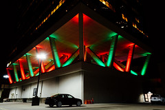 Lights at Hartford (gabe.mirasol) Tags: nikon d7100 nikkor tokina 1116mm f28 28 wide architecture building city hartford connecticut christmas angles manmade colors contrast vsco kodak emulation film urban