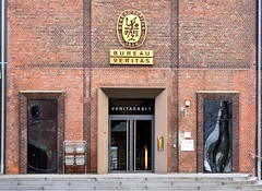 Veritas Bureau (csaba.lehel) Tags: veritas bureau harburg harbour hamburg hanseatic