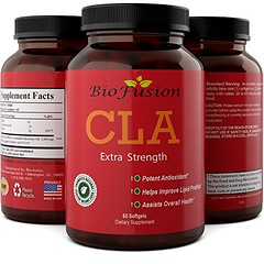 Potent And Pure Conjugated Linoleic Acid Weight Loss Pills - Burn Belly Fat - Safflower Oil Boost Metabolism - Rapid Weight Loss Softgels - CLA Supplement Weight Loss For Women By Biofusion (discoverdoctor) Tags: acid belly biofusion boost burn conjugated linoleic loss metabolism pills potent pure rapid safflower softgels supplement weight women