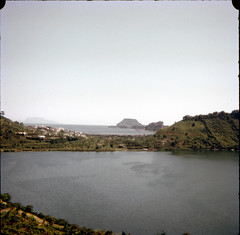 img200 (foundin_a_attic) Tags: lake harbor green sea volcano capri june 1972