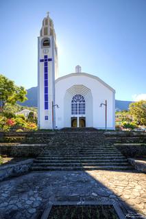 L'église Notre-Dame-des-Neiges de Cilaos - Île de la Réunion