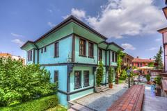 Odunpazarı, Eskişehir (Nejdet Duzen) Tags: street old trip travel turkey hotel colorful traditional türkiye historical eskişehir hdr eski otel sokak turkei seyahat tarihi geleneksel odunpazrı remkli