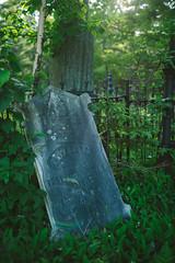 Elizabeth E. Penhall (Marty Hogan) Tags: memorial headstone memory keweenawcounty pinegrovecemetery eagleharbormichigan