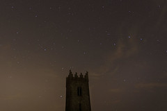 metor tower (BarryKelly) Tags: ireland house shower carton maynooth meteor perseid