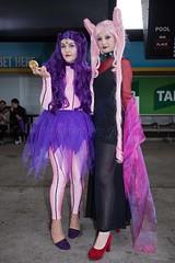 Sailor Moon Characters (l plater) Tags: cosplay sydney australia koan sailormoon blacklady sydneymangaandanimeshow smash12015