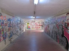 20150804_004 (a1pha_gr) Tags: lamp wall underpass graffiti greece pieria   leptokarya