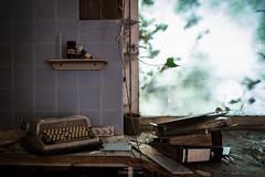 Dr. Anna's House (Yann PESIN) Tags: urban anna house abandoned path decay dr exploring places ruine doctor annas exploration oblivion urbex urbaine oubli urbexing