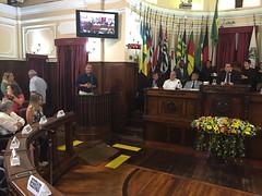 Discurso do deputado estadual Waldeck Carneiro