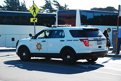 San Francisco (trident2963) Tags: california park bridge ford us san francisco ranger metro explorer bart parks police victoria dodge vic crown law enforcement department patrol charger specialty interceptor units