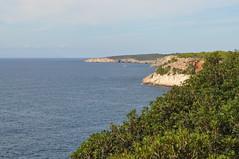 DSC_0235 (L.Karnas) Tags: sea beach strand island islands spain mediterranean playa menorca cala spanien minorca balearic inseln mittelmeer galdana balearische