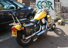 1997 Kawasaki VN800 Classic (Stuart Axe) Tags: 1997 kawasaki vn800 classic england uk unitedkingdom gb greatbritain bike motorbike