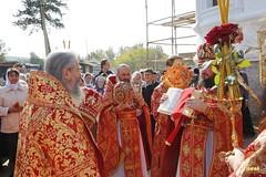 067. Patron Saints Day at the Cathedral of Svyatogorsk / Престольный праздник в соборе Святогорска