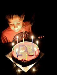 Birthday wish (PetePhoto61) Tags: birthday cake spiderman wishes wish