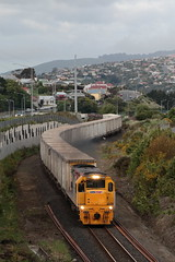 IMG_5644 (biqua) Tags: newzealand dunedin caversham kiwirail dxb5166 dxdxbdxcdxrclassesnz