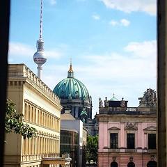 #Berlin #Mitte as seen from #Humbold #Universität (stephan.tobias) Tags: berlin mitte universit humbold uploaded:by=flickstagram instagram:photo=10589262884712659761173897499