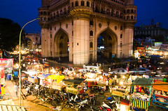 DSC_2351 (Tapas Mohanty) Tags: india night bazaar hyderabad charminar nightbazaar