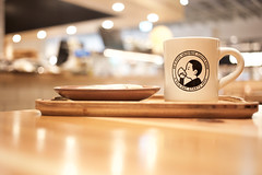 Be A Good Neighbor Coffee Kiosk Roppongi (AILINK) Tags: coffee tokyo design coffeeshop mug roppongi noritake coffeebreak    pourover coffeelife beagoodneighbor beagoodneighborcoffeekioskroppongi tokyocoffee