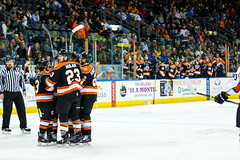 "Missouri Mavericks vs. Ft. Wayne Komets, November 12, 2016, Silverstein Eye Centers Arena, Independence, Missouri.  Photo: John Howe/ Howe Creative Photography • <a style=""font-size:0.8em;"" href=""http://www.flickr.com/photos/134016632@N02/22807415498/"" target=""_blank"">View on Flickr</a>"