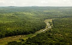 Vunduzi View from Mt Bunga (zimbart) Tags: mozambique gorongosanationalpark inselbergs vunduziriver mtbunga
