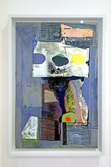 Venice. Musée Guggenheim. Robert Motherwell. Autoportrait. 1943. (Margnac) Tags: venice museum painting italia musée peinture venise peggyguggenheim italie jeanpaul margnac robertmotherwell