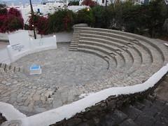 Auditorio. Chora. Isla de Mikonos. Grecia (escandio) Tags: grecia chora mikonos 2015 cicladas islademikonos