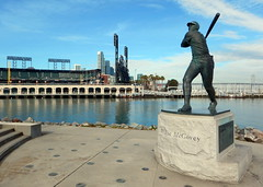 McCovey Cove (MarkAClem) Tags: sf sanfrancisco photo mccoveycove walkabouts attpark