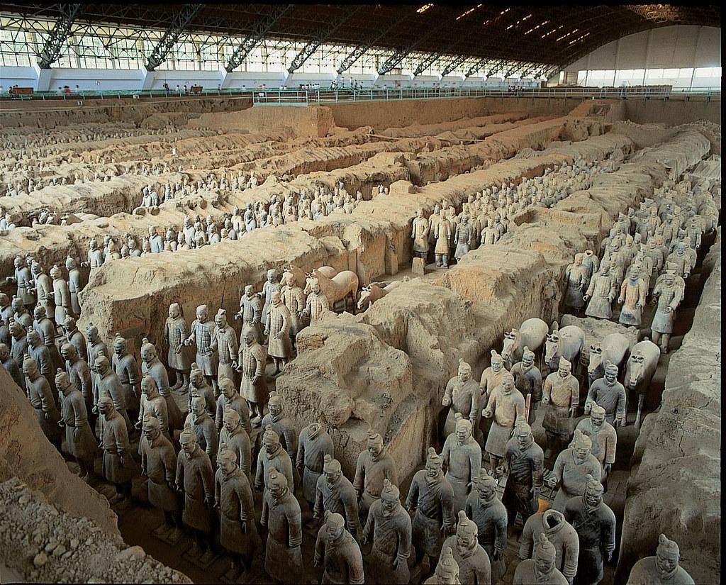 Khu lăng mộ Tần Thủy Hoàng