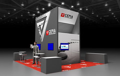 Exhibition Stand Layout