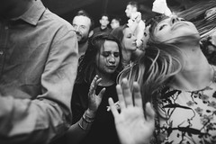 Open Minded Party (RG Video) Tags: party blackandwhite bw music paris girl club dancing techno moulinrouge rg 2015 openminded lamachine