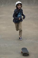 Jamail Skatepark - Houston (sandimercado) Tags: houston skaters skatepark rails skateboard helmets jamail jamalskatepark