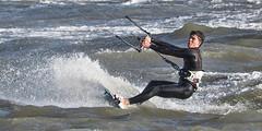 PC311228-Edit (Brian Wadie Photographer) Tags: gulls oystercatcher windsurfing kiting em1 goodlight 14xtc avonbeach canon70300lis hemgistburyhead