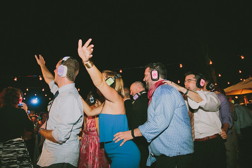"""Rory and Kevin's Silent Disco Wedding • <a style=""""font-size:0.8em;"""" href=""""http://www.flickr.com/photos/33177077@N02/23739471381/"""" target=""""_blank"""">View on Flickr</a>"""