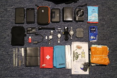 Whats In My Bag - January 2016 (Stephen Cannon) Tags: bag power tools usb stuff whatsinyourbag gadgets cases mifi wiyb