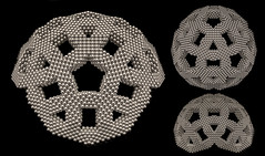 """Partial Diagonal Rhombicosidodecahedron <a style=""""margin-left:10px; font-size:0.8em;"""" href=""""http://www.flickr.com/photos/99711486@N03/23788104719/"""" target=""""_blank"""">@flickr</a>"""