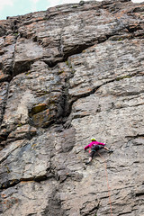Cajn del Maipo - Valles las Arenas (70) (lxrdrg) Tags: climbing montaa escalada cajondelmaipo escaladadeportiva vallelasarenas pareddejabba pareddejabbah